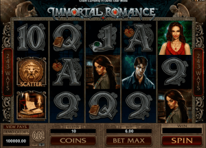 Microgaming Immortal Romance